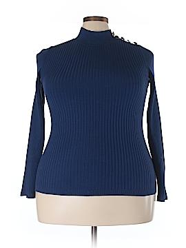 INC International Concepts Turtleneck Sweater Size XXL
