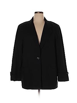 Requirements Wool Blazer Size 16