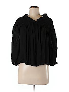 OVI Long Sleeve Blouse Size M
