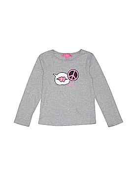 Betsey Johnson Long Sleeve T-Shirt Size 6