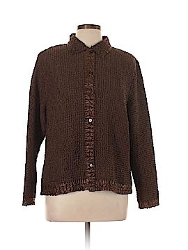 Rafael Long Sleeve Blouse Size L