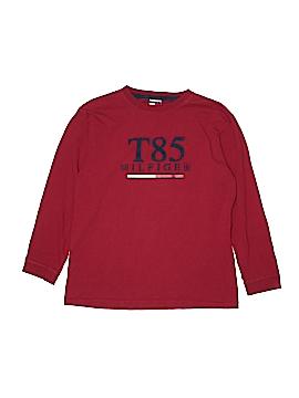 Tommy Hilfiger Long Sleeve T-Shirt Size L (Kids)