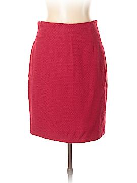 Bebe Denim Skirt Size 12
