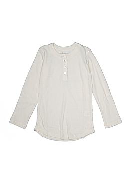 Jak & Peppar Long Sleeve Henley Size 10
