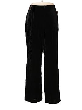 Alfani Velour Pants Size 3X (Plus)