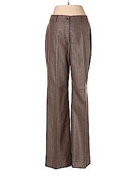 Bernard Zins Wool Pants Size 8