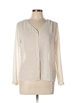 H&M Long Sleeve Blouse Size 6