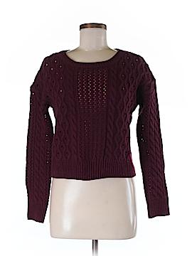 Whoau Cali. Spirit 1849 Wool Pullover Sweater Size M