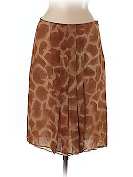 Max Mara Silk Skirt Size 8