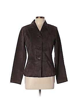 Brandon Thomas Leather Jacket Size M