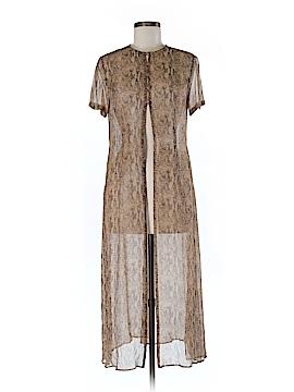 Spenser Jeremy Short Sleeve Silk Top Size 8