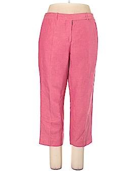 Ann Taylor LOFT Linen Pants Size 14 (Petite)