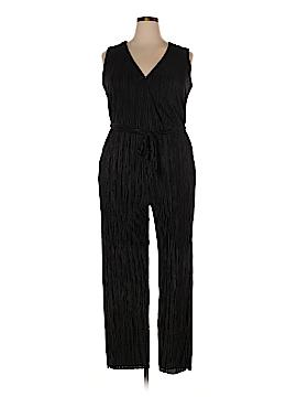 NY Collection Jumpsuit Size 1X (Plus)