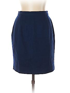 Gianni Wool Skirt Size 12