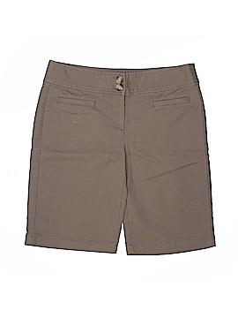 Ann Taylor Khaki Shorts Size 2 (Petite)