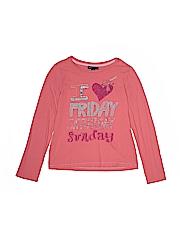 Gap Kids Girls Long Sleeve T-Shirt Size X-Large kids (12)