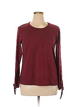 W by Wilt Sweatshirt Size L