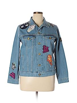 Kenzo Denim Jacket Size XL