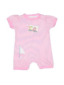 Snugabye Short Sleeve Outfit Size 70 (CM)