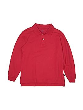 Kitestrings Long Sleeve Polo Size 10