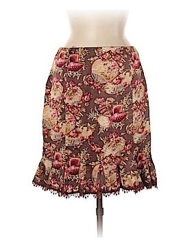 Nanette Lepore Silk Skirt Size 6