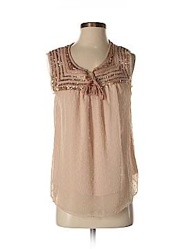 A Common Thread Sleeveless Blouse Size S