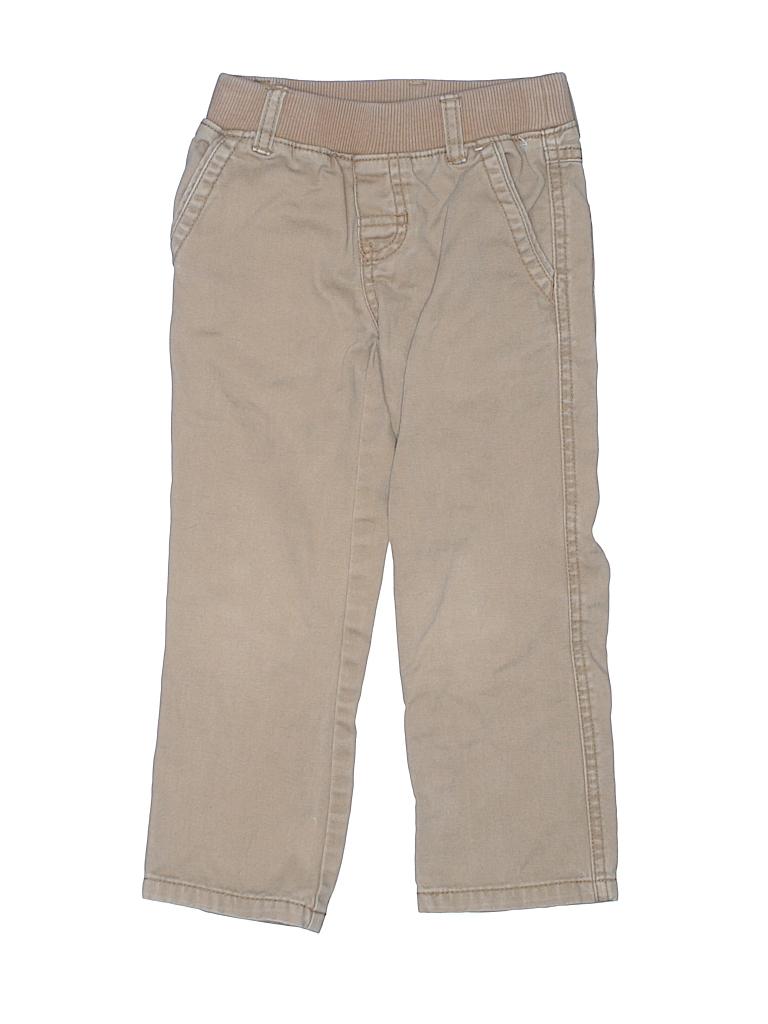 Gymboree Boys Khakis Size 3T