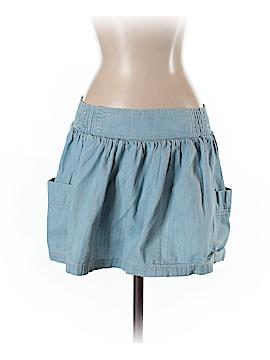 Abercrombie & Fitch Denim Skirt Size XS