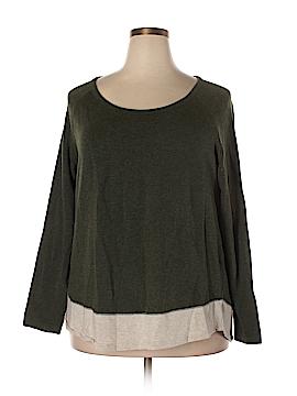 Kersh Pullover Sweater Size 2X (Plus)