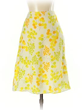 Mossimo Silk Skirt Size 12