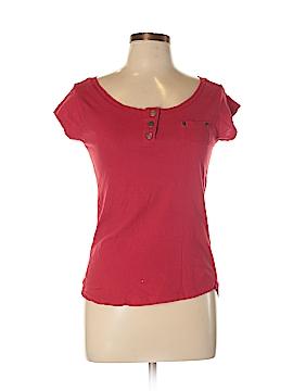 Splash Short Sleeve Henley Size L