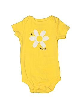 Baby! Short Sleeve Onesie Size 0-3 mo