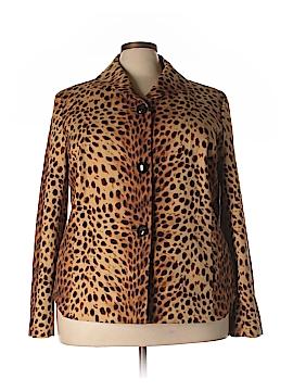 Jones New York Jacket Size 22 (Plus)