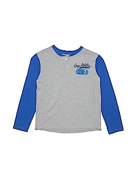 Gap Kids Outlet Long Sleeve Henley Size M (Kids)
