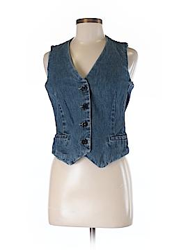Marc by Marc Jacobs Denim Vest Size 6