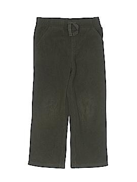 Gymboree Fleece Pants Size 5T