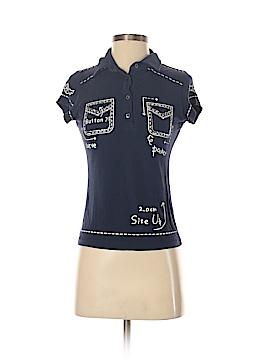Carina Short Sleeve Polo Size 38 (IT)