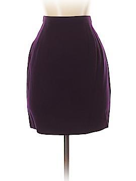 Gianni Wool Skirt Size 2