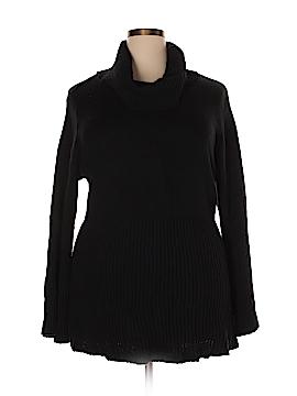 Style&Co Turtleneck Sweater Size 2X (Plus)