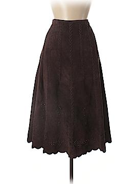 Margaret Godfrey Leather Skirt Size 6