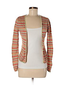 Beth Bowley Silk Cardigan Size M