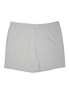 Liz Claiborne Dressy Shorts Size 24 (Plus)