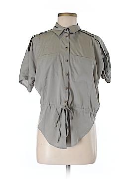 Improvd Short Sleeve Button-Down Shirt Size XS