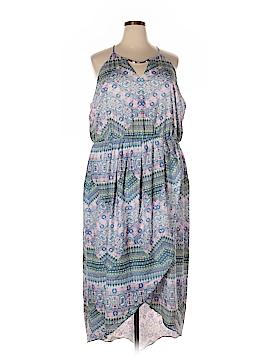 City Chic Casual Dress Size 24 Plus (XL) (Plus)