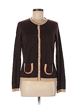 Magaschoni Wool Cardigan Size M