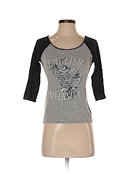 Promod 3/4 Sleeve T-Shirt Size 2 (UK)