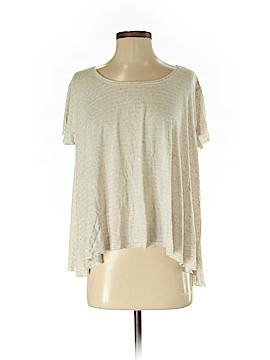 Sun & Shadow Short Sleeve Top Size S