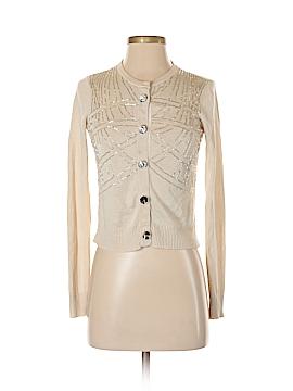Alice + olivia Silk Cardigan Size XS