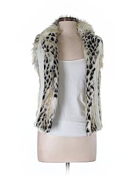XOXO Faux Fur Vest Size L