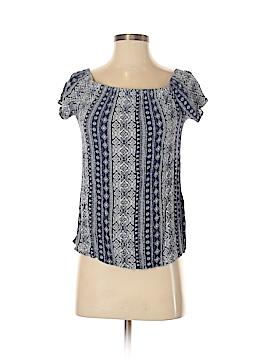 Bobeau Short Sleeve Top Size XS